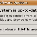 update manager upgrade to 8.04