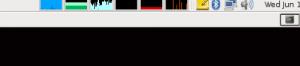 gnome-panel screenshot