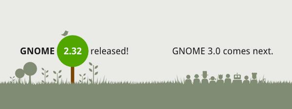 GNOME 2.32 Released