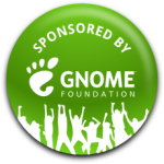 Sponsored by the GNOME Foundation
